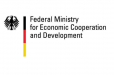 Federal Ministry for Economic Cooperation and Development logo