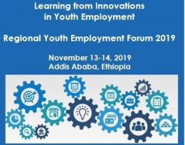 Regional Youth Employment Forum: Learning from Innovations in Youth Employment