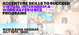 Designing Virtual Internship Programs