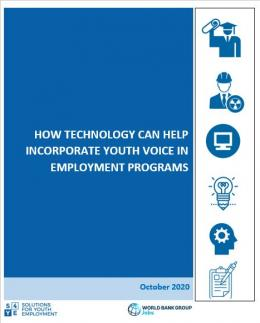 How Technology Can Help Incorporate Youth Voice In Employment Programs?