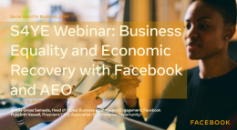 How Facebook And Association For Enterprise Opportunity Are Supporting Women-Owned Small Businesses In The Time Of COVID-19